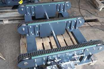 Паллет конвейер тканевая лента для конвейера