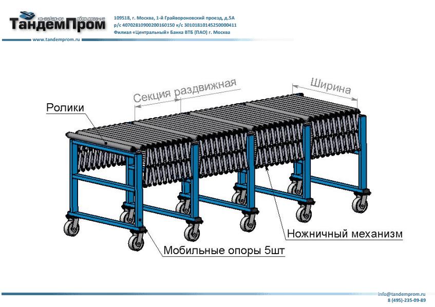 Раздвижные рольганги опорный подшипник на фольксваген транспортер т5