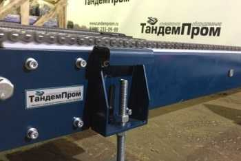 Цепные конвейеры для паллет и поддонов
