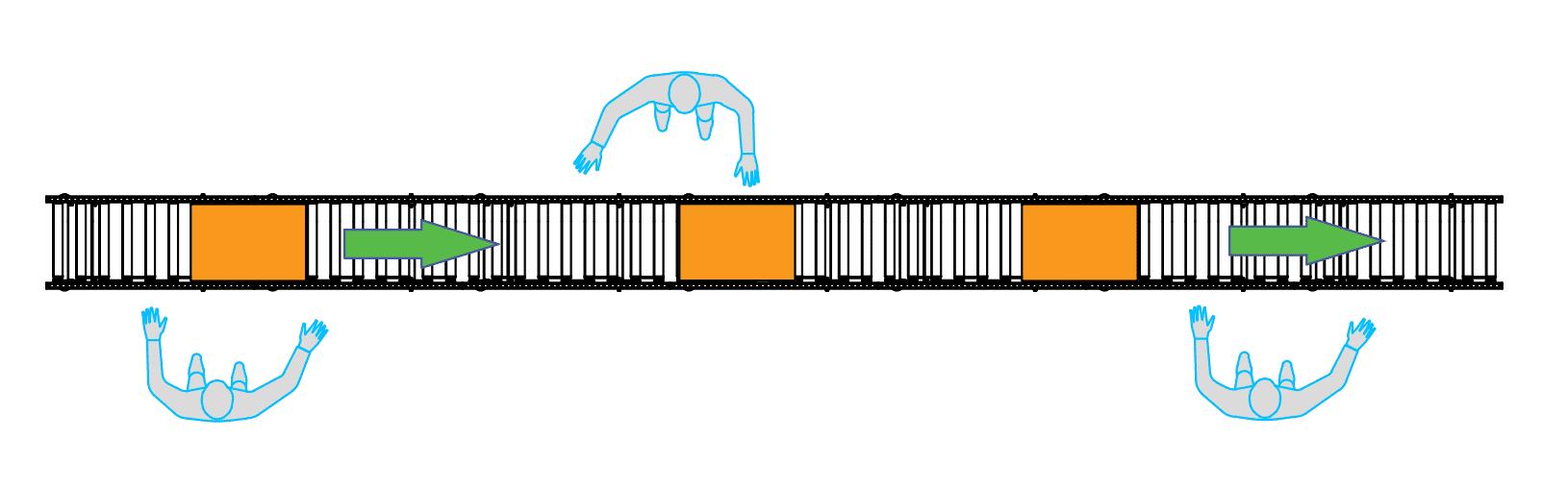 Выкладка продукции от ТандемПром